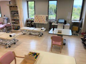 作業療法室
